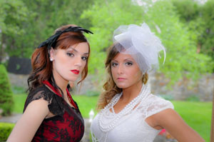 Bridal Hair and Makeup in CT - Elegance done with a hint of perfection thanks to Nicole Maries