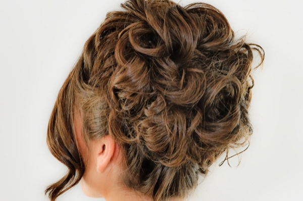 Bridal Hair and Makeup in CT - an Updo that will uplift you