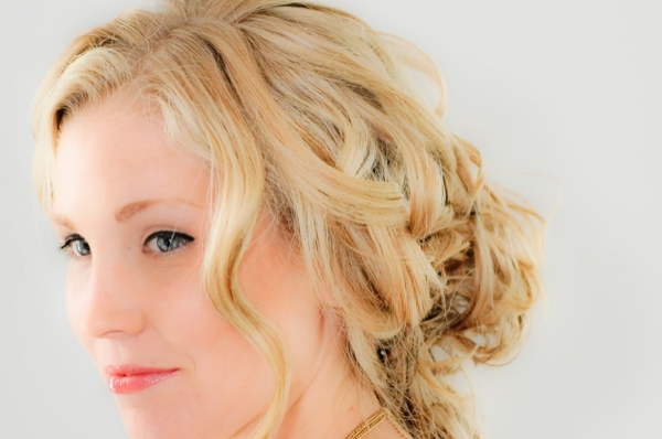 Bridal Makeup and Hair in CT - Summer photo shoot
