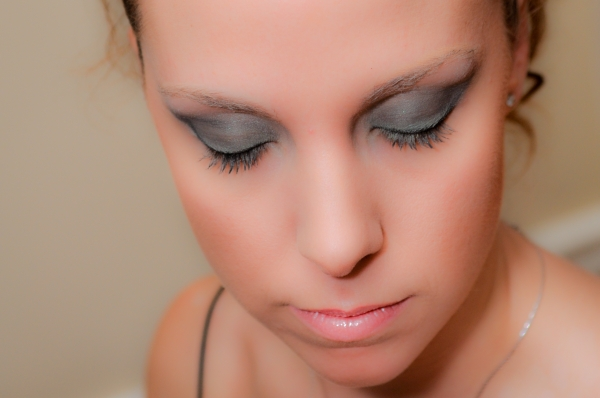 Bridal Makeup and Hair in CT - Makeup done right...
