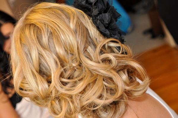 Bridal Hair and Makeup in CT - Forever beautiful hair
